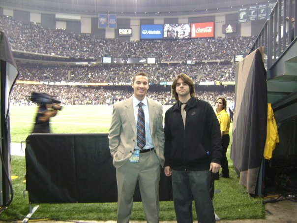 MNF at The Superdome